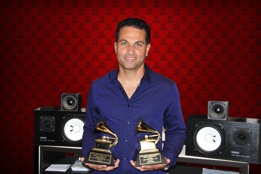 GRAMMY Mix Engineer - Brian Springer